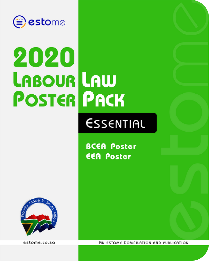 1. Essential Labour Law Poster Pack