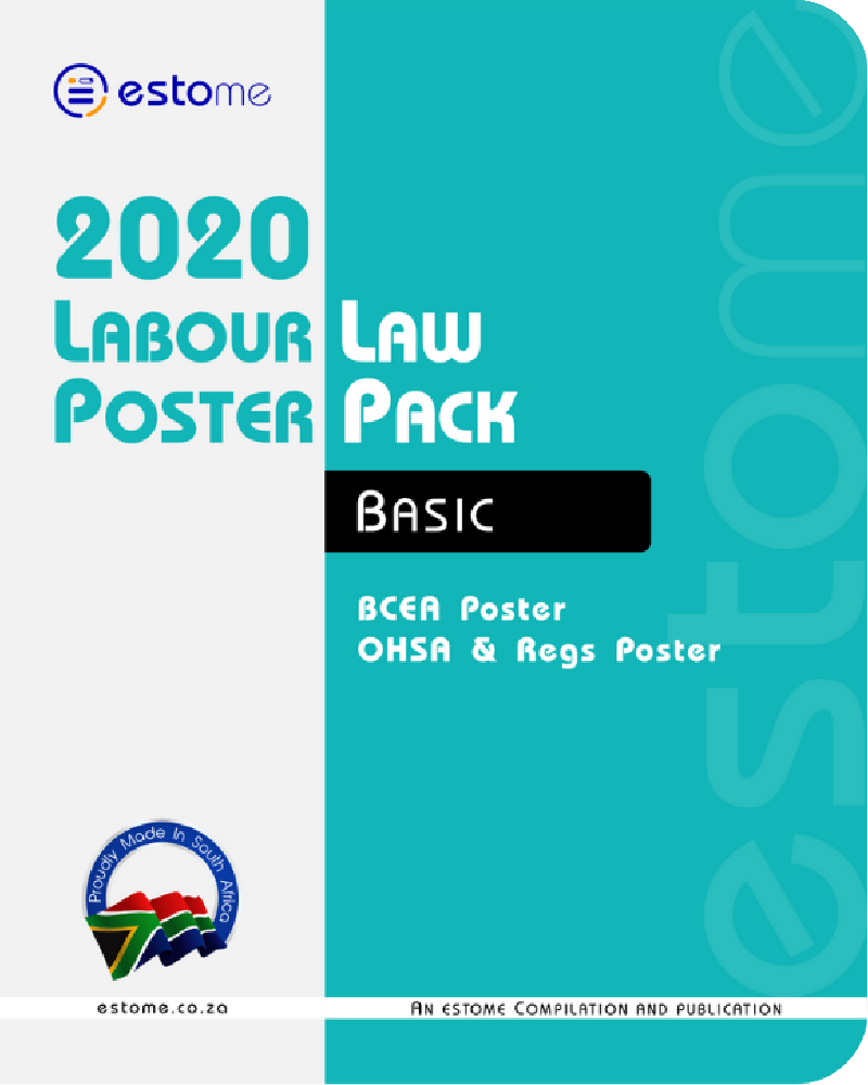 2. Basic Labour Law Poster Pack