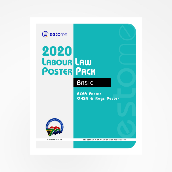 Basic Labour Law Poster Pack