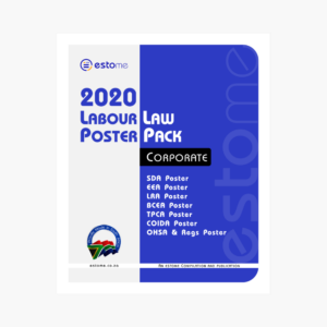 Corporate Labour Law Poster Pack