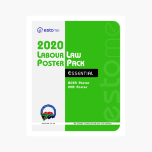 Essential Labour Law Poster Pack