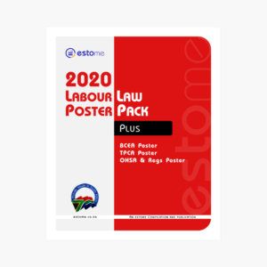 Plus Labour Law Poster Pack
