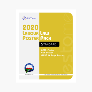 Standard Labour Law Poster Pack
