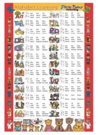 Phonic Alphabet Learning