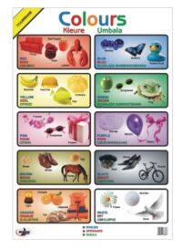 Colours (Multi Language) Poster